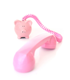 Tarifas telefónicas