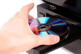 Cómo grabar un CD o DVD
