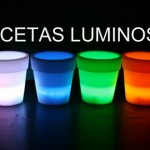 Macetas luminosas