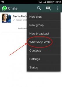 Whatsapp_Ajustes