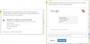 Verificar empresa Google my business