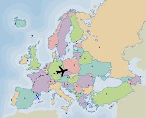 Roaming mapa-PRODEX